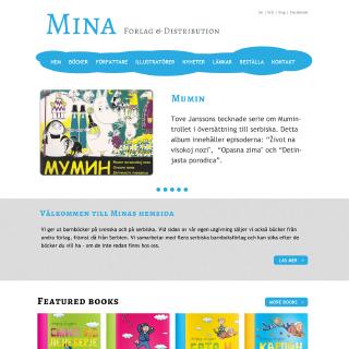 Mina books