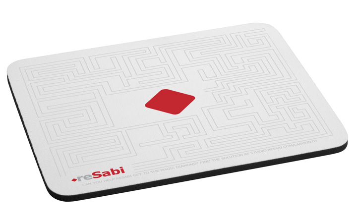 Maze Mousepad